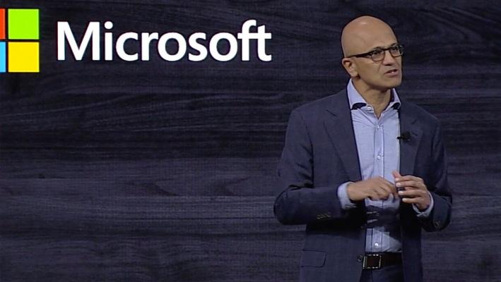 Satya Nadella looks to the future with edge computing – TechCrunch