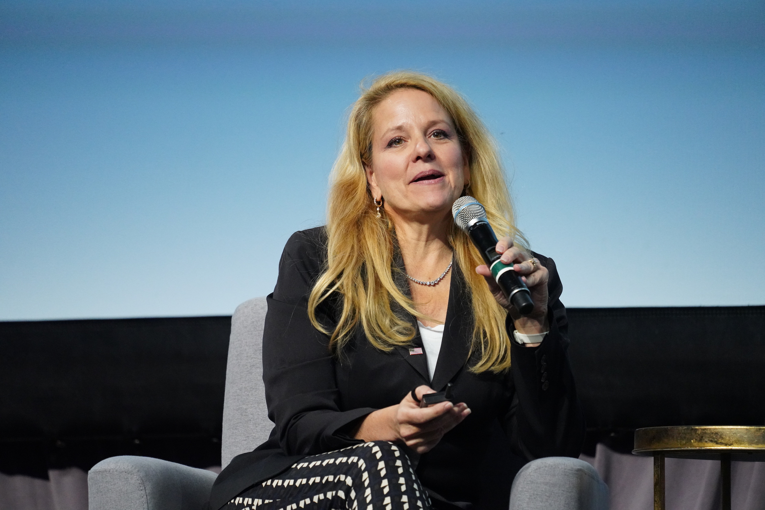 SpaceX President and COO Gwynne Shotwell