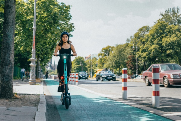 Berlin's Tier Mobility scoops up $60M as its scooter-based transportation service passes 10M rides