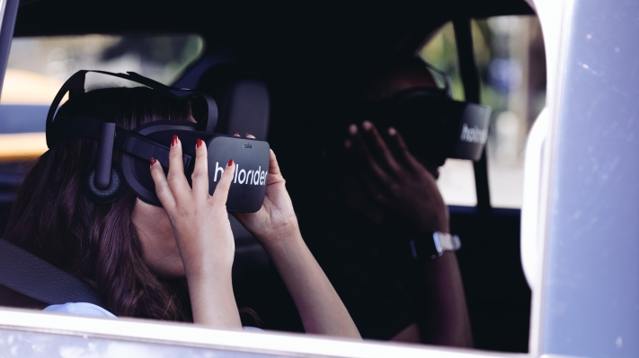 Holoride makes its in-car VR available to the public for the first time