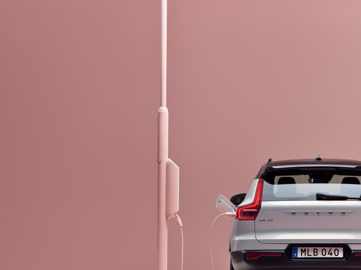 Volvo To Roll Out A New Electric Vehicle Every Year Through