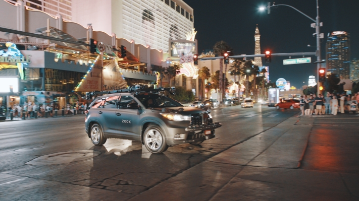 Self-driving vehicle startup Zoox has expanded to Las Vegas