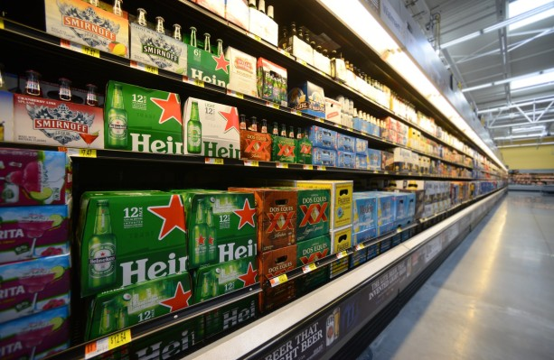 Walmart Grocery now offers alcohol pickup at 2,000 U.S. stores