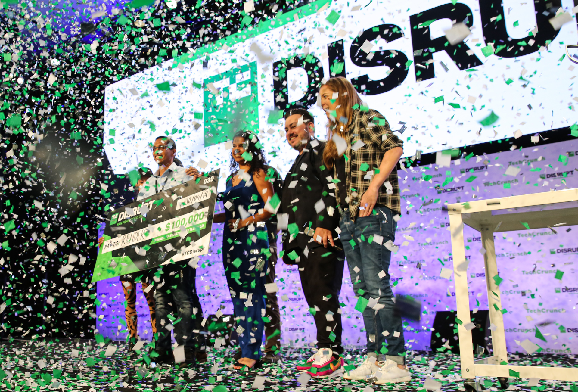 TechCrunch Disrupt 2019 cover image