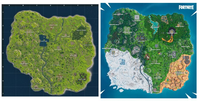 fortnite season1 season10