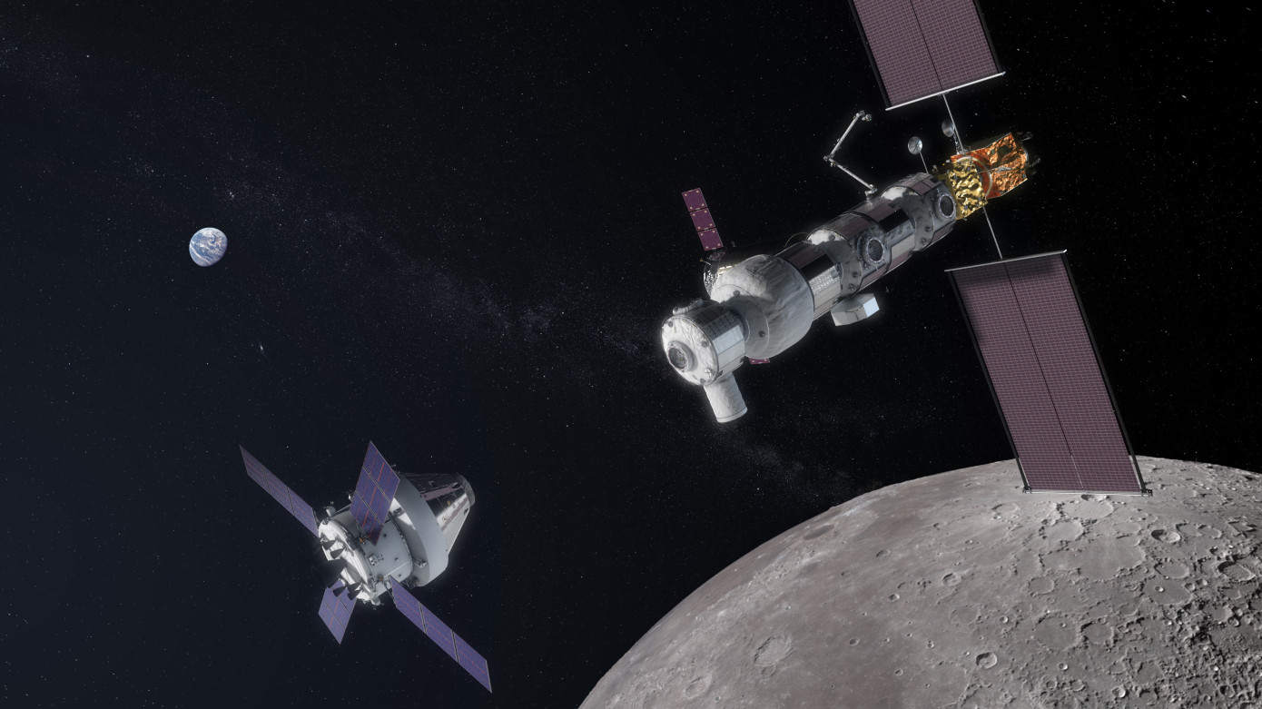 NASA plans to send water-hunting robot to moon