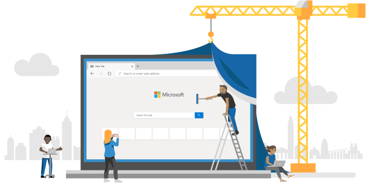 Microsoft's Chromium-based Edge browser gets new privacy features, will be generally available January 15