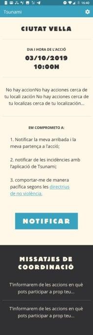 Github removes Tsunami Democràtic's APK after a takedown