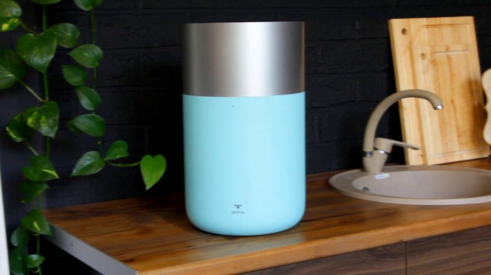 Startup aims to make filtered water an app-driven subscription service in the home 1