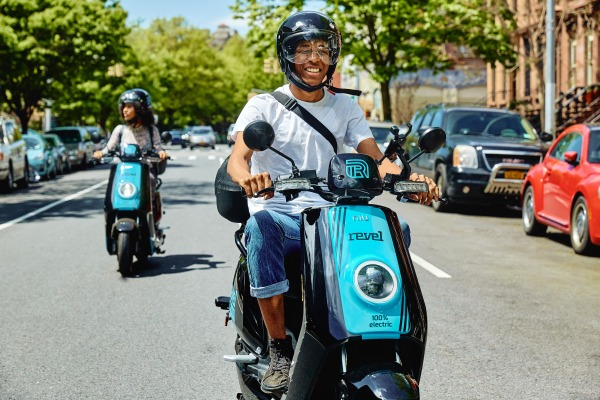 Electric moped startup Revel could expand to Texas next 1