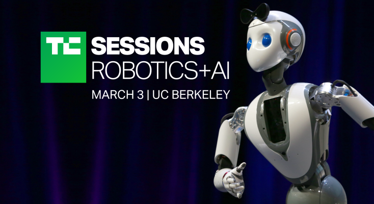 Reserve your demo table at TC Sessions: Robotics & AI 2020