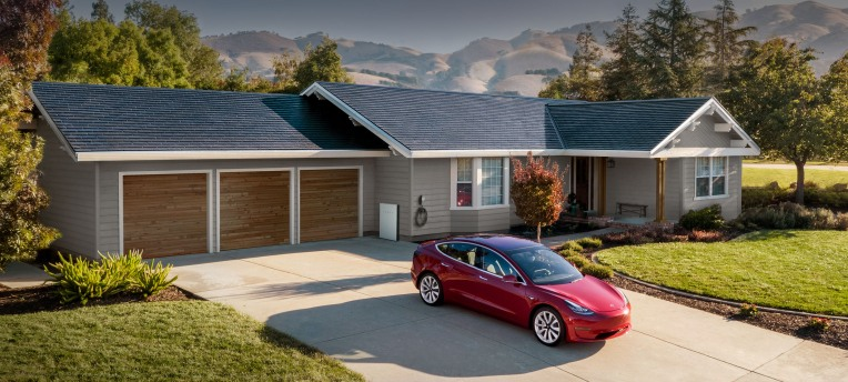 Android apple internet web dark web Tesla is launching version three of its solar roof tile this week thumbnail