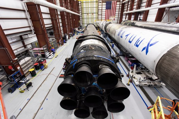 SpaceX's latest Starlink launch included an unforeseen engine issue
