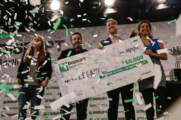 Miss out on Startup Battlefield? Apply to TC Top Picks at Disrupt Berlin 2019 – TechCrunch thumbnail
