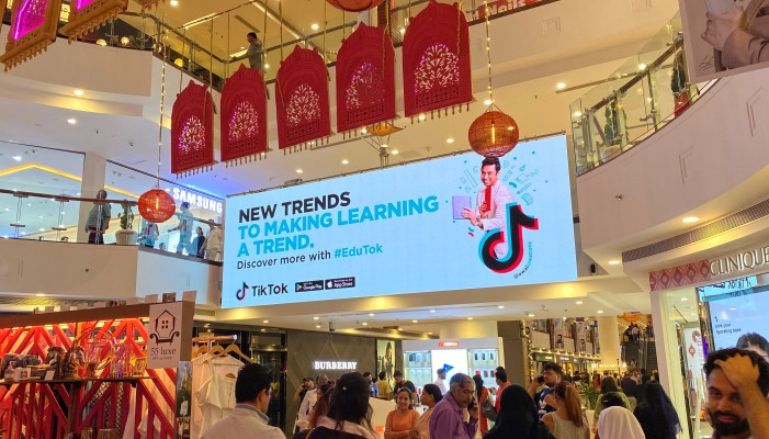 TikTok makes education push in India – TechCrunch