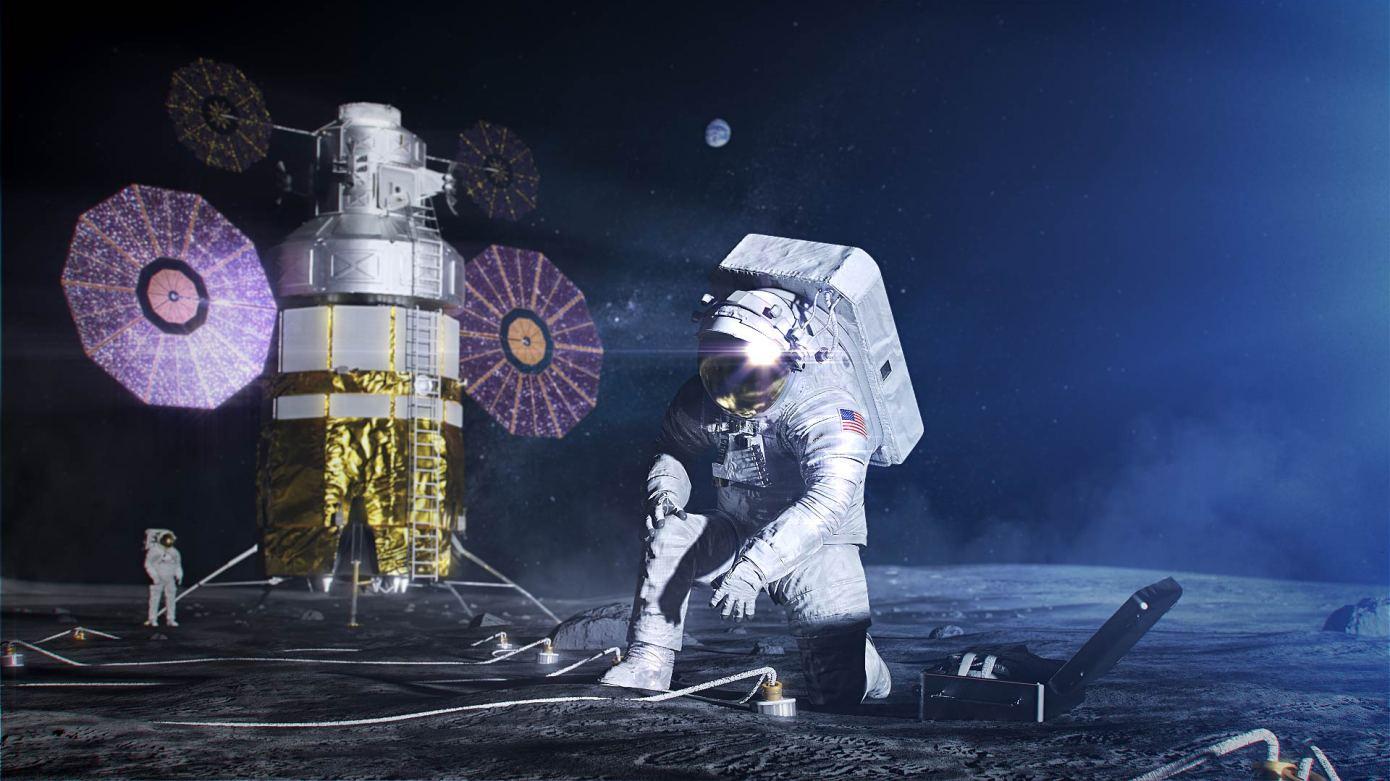 【NASA推出新型登月宇航服】
