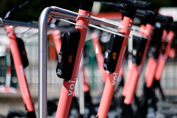 photo of Voi raises another $85M for its European e-scooter service image