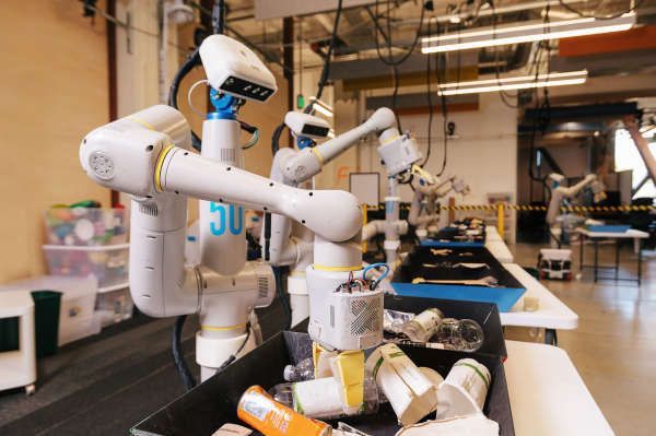 Alphabet's X details a garbage-sorting bot that's part of its plan to make robots an everyday thing