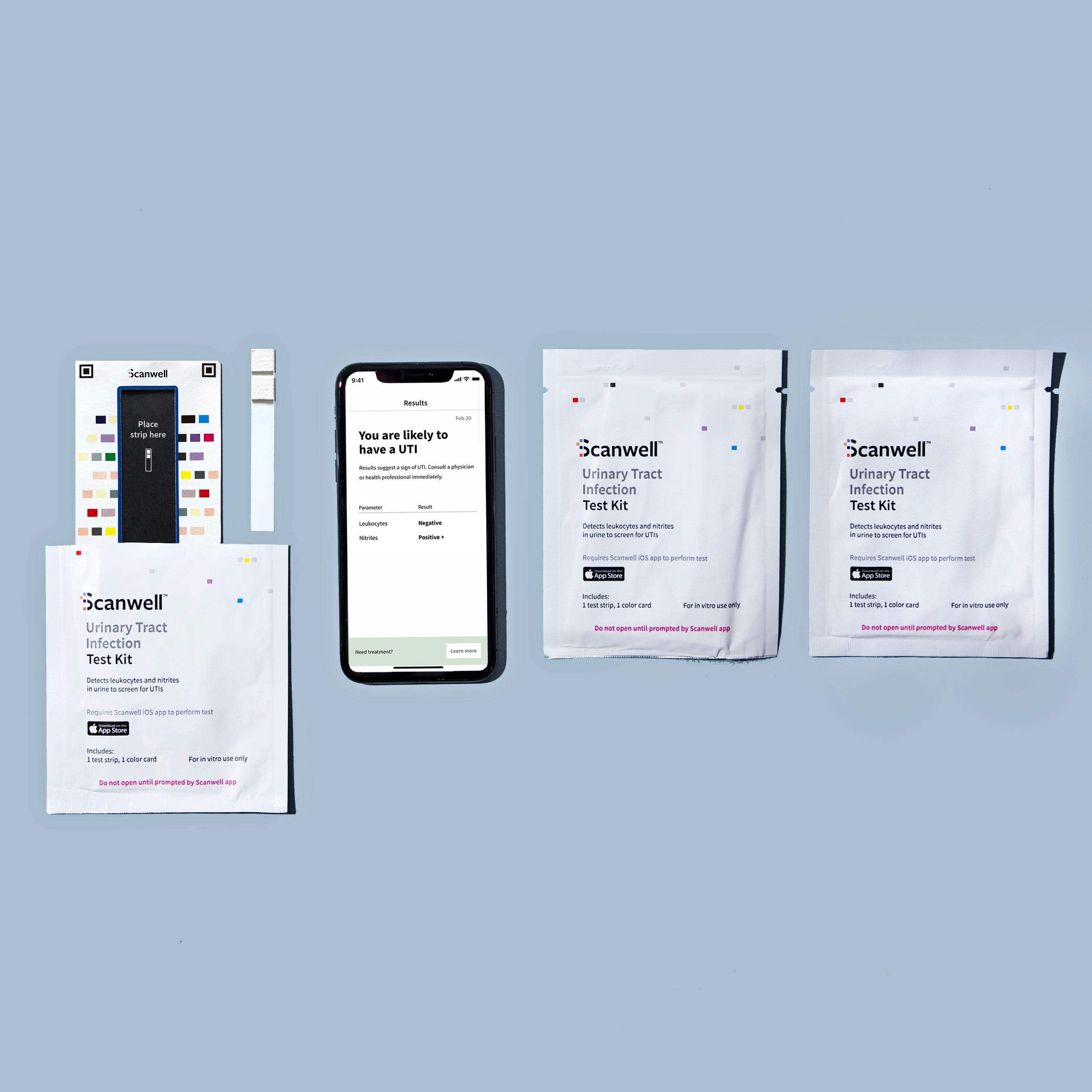 Scanwell Health запускает тесты смартфонов для ИМП в партнерстве с Lemonaid Health 2020 Techcrunch