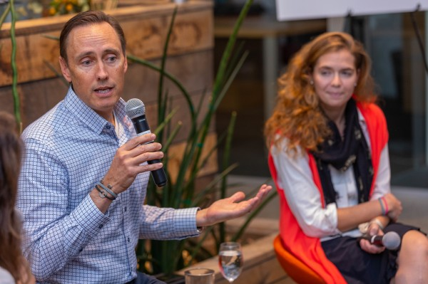 Maryanna Saenko and Steve Jurvetson of Future Ventures talk SpaceX, the Boring Company, and... ayahuasca