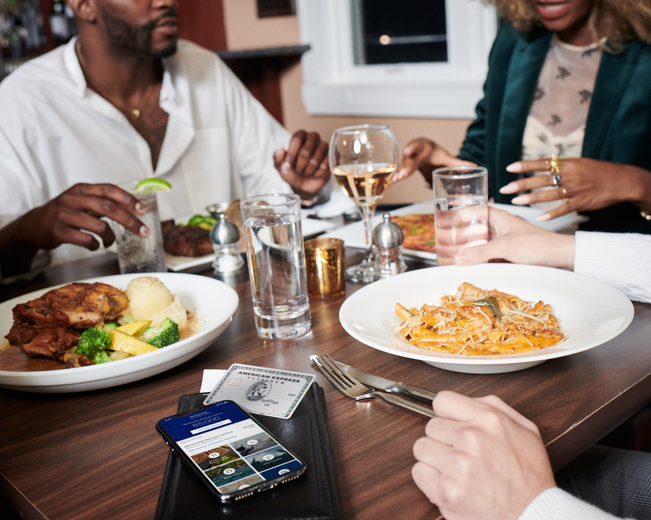 American Express launches new in-app restaurant reservation booking following its Resy acquisition | TechCrunch