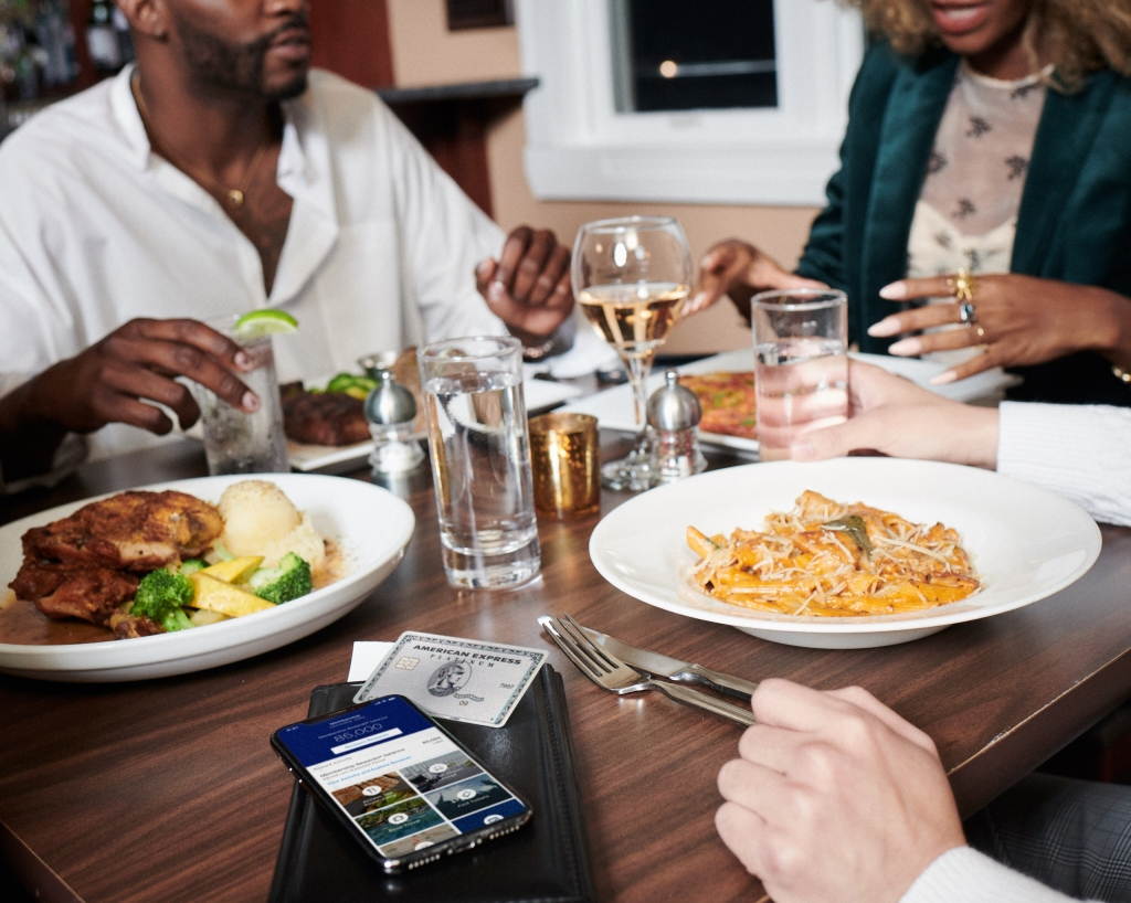 American Express Launches New In App Restaurant Reservation Booking Following Its Resy Acquisition Techcrunch