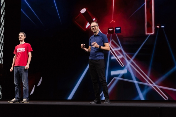 Facebook buys VR studio behind Beat Saber