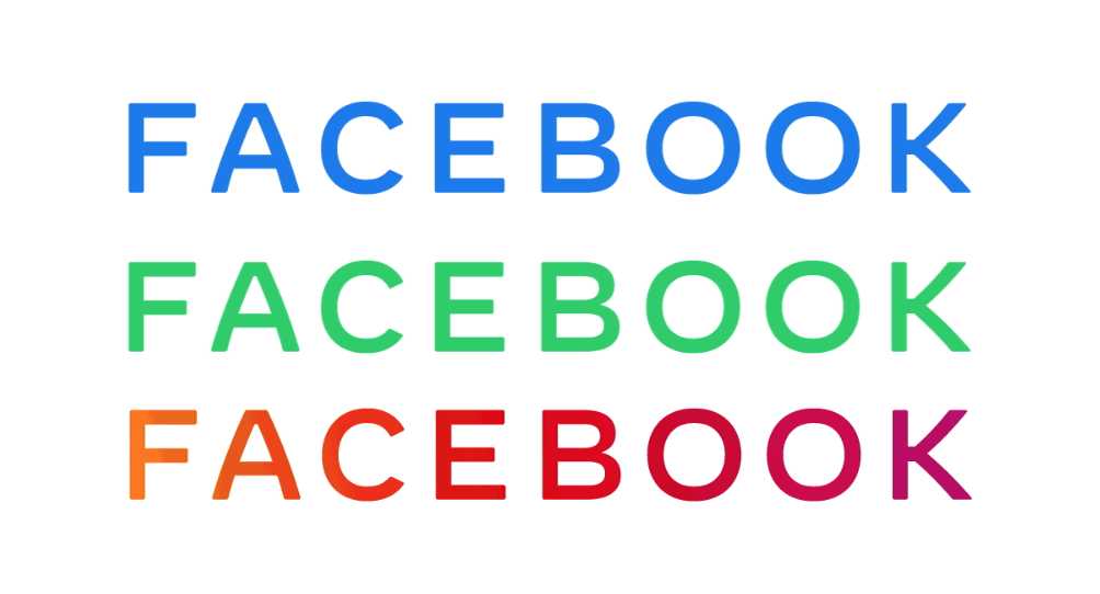 Facebook intros new company logo to differentiate company from apps
