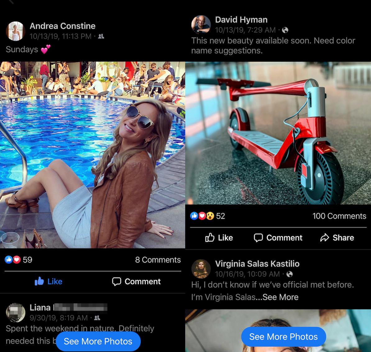 Facebook тестирует аналог Instagram   gagadget.com