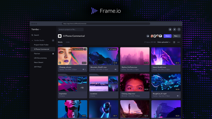 Cloud video collaboration platform Frame.io raises $50 million, heads to Hollywood