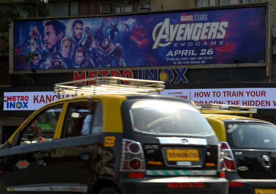 Amazon now sells movie tickets in India