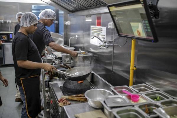 India's Swiggy bets big on cloud kitchens