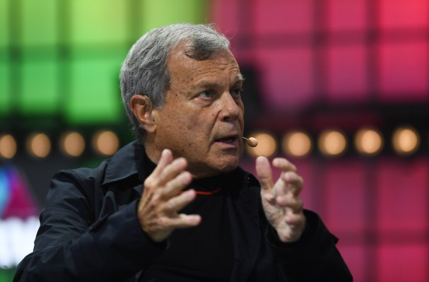 Sir Martin Sorrell's Silicon Valley charm offensive