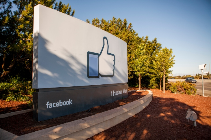 USA-Scenes of Daily Life at Facebook Headquarters