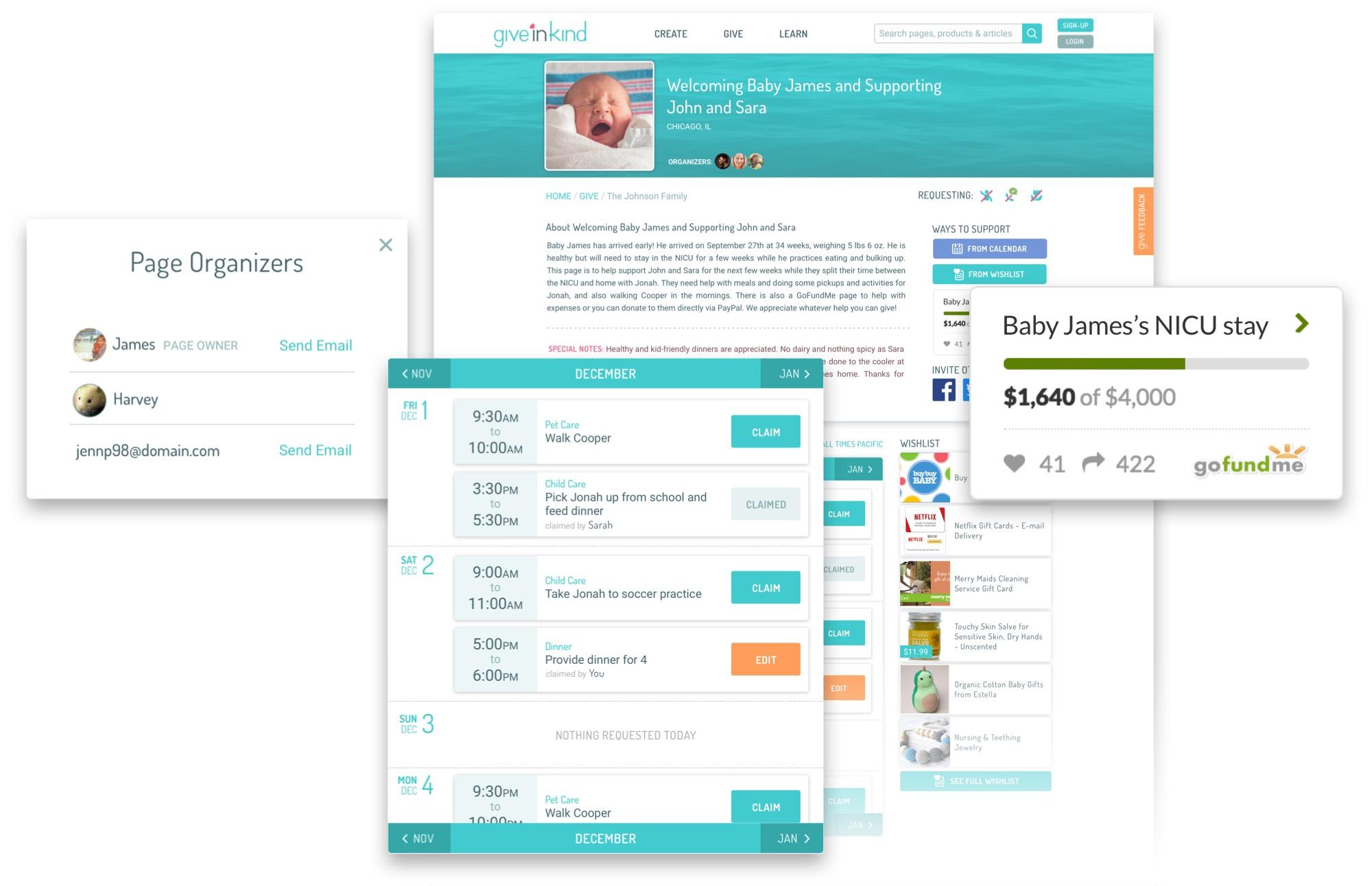 La plataforma de donaciones más inteligente de Give InKind trae sorpresivamente $ 1.5 millones en fondos pre-semilla - TechCrunch 2