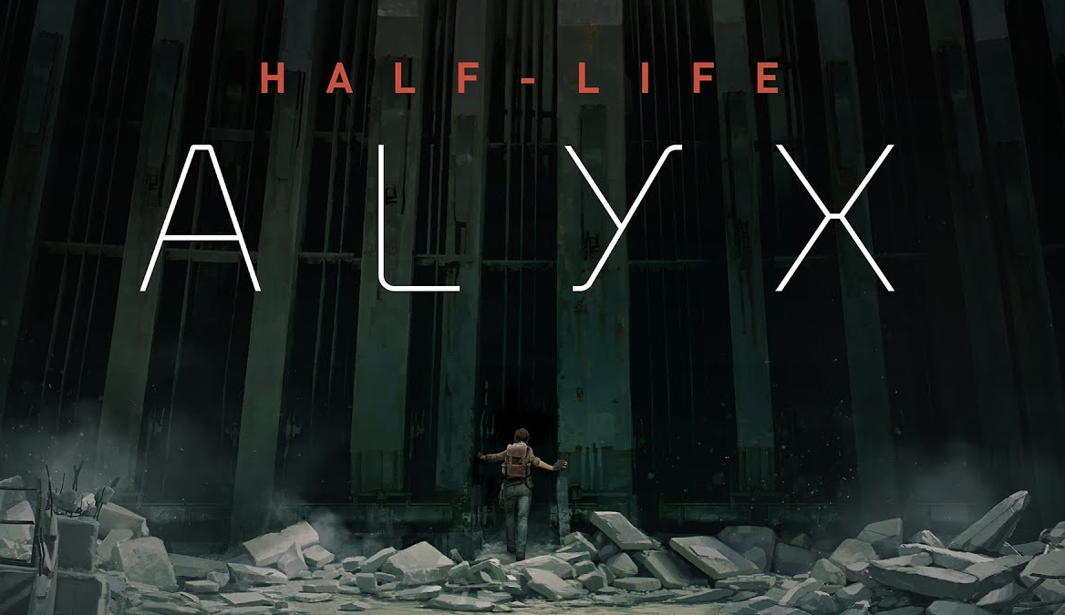 Check out the Half-Life: Alyx announcement trailer
