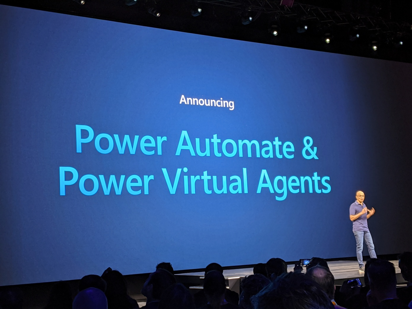 أداة Power Virtual Agents