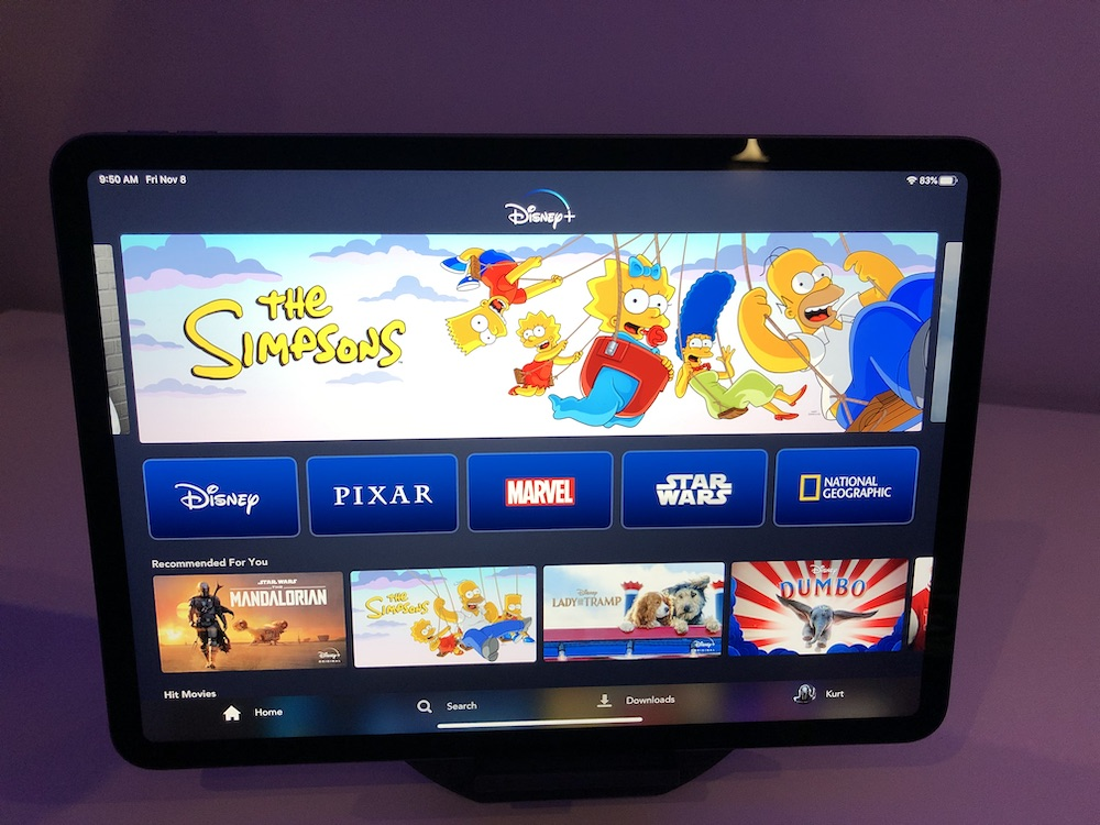 More than 10 million people have signed up for Disney+