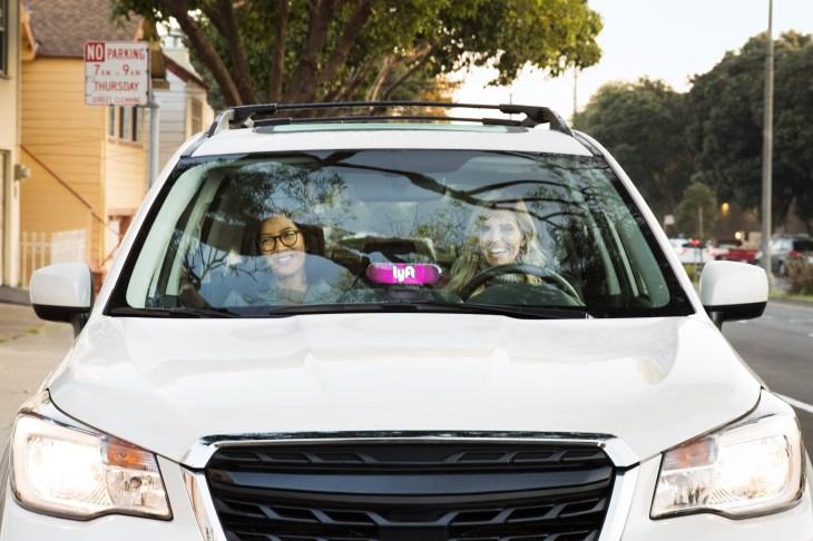 Lyft Express Drive Review >> Lyft Deploys 200 Long Range Evs For Its Rideshare Rental