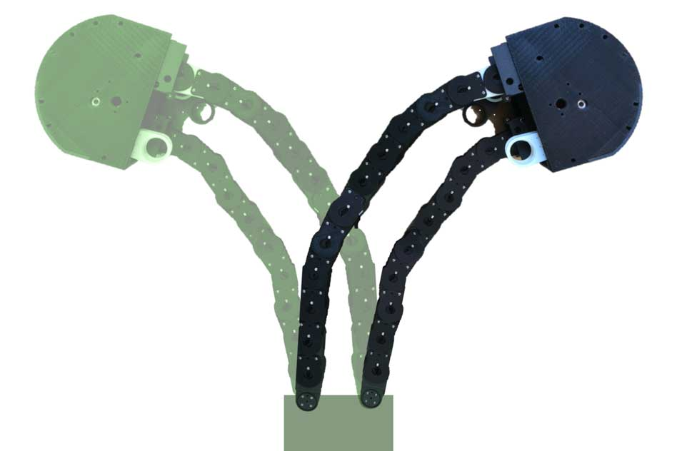 MIT develops a robot that can grow like a plant when it needs some extra reach