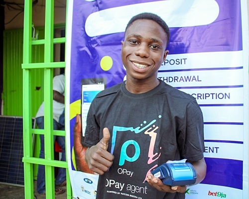 Opera's Africa fintech startup OPay gains 0M from Chinese investors – TechCrunch