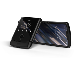 Motorola throws back to the future with a foldable Razr reboot