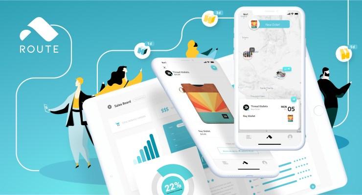 Route's app auto-tracks all your packages, raises $12M   TechCrunch