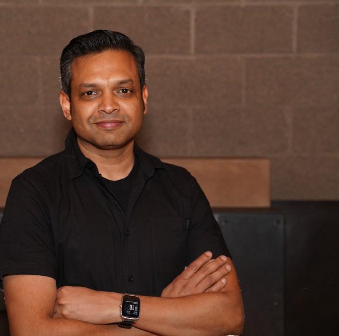 Giám đốc điều hành MontyCloud Venkat Krishnamachari