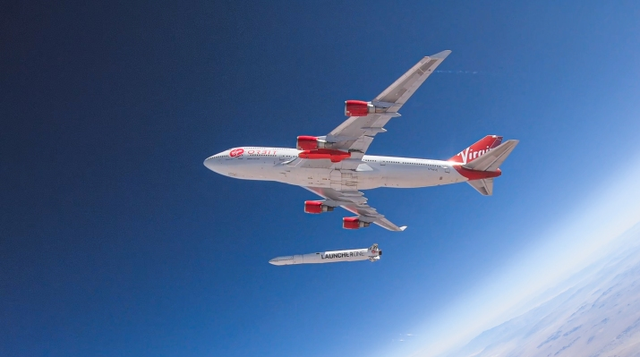 Virgin Orbit reaches orbit for the first time