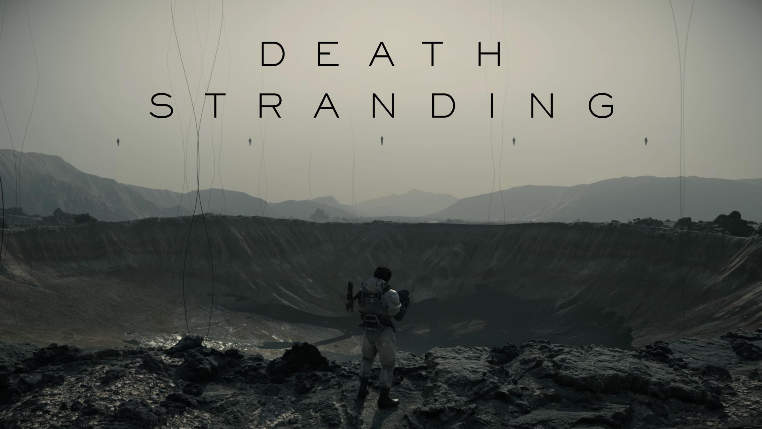"""Résultat de recherche d'images pour """"Death stranding"""""""