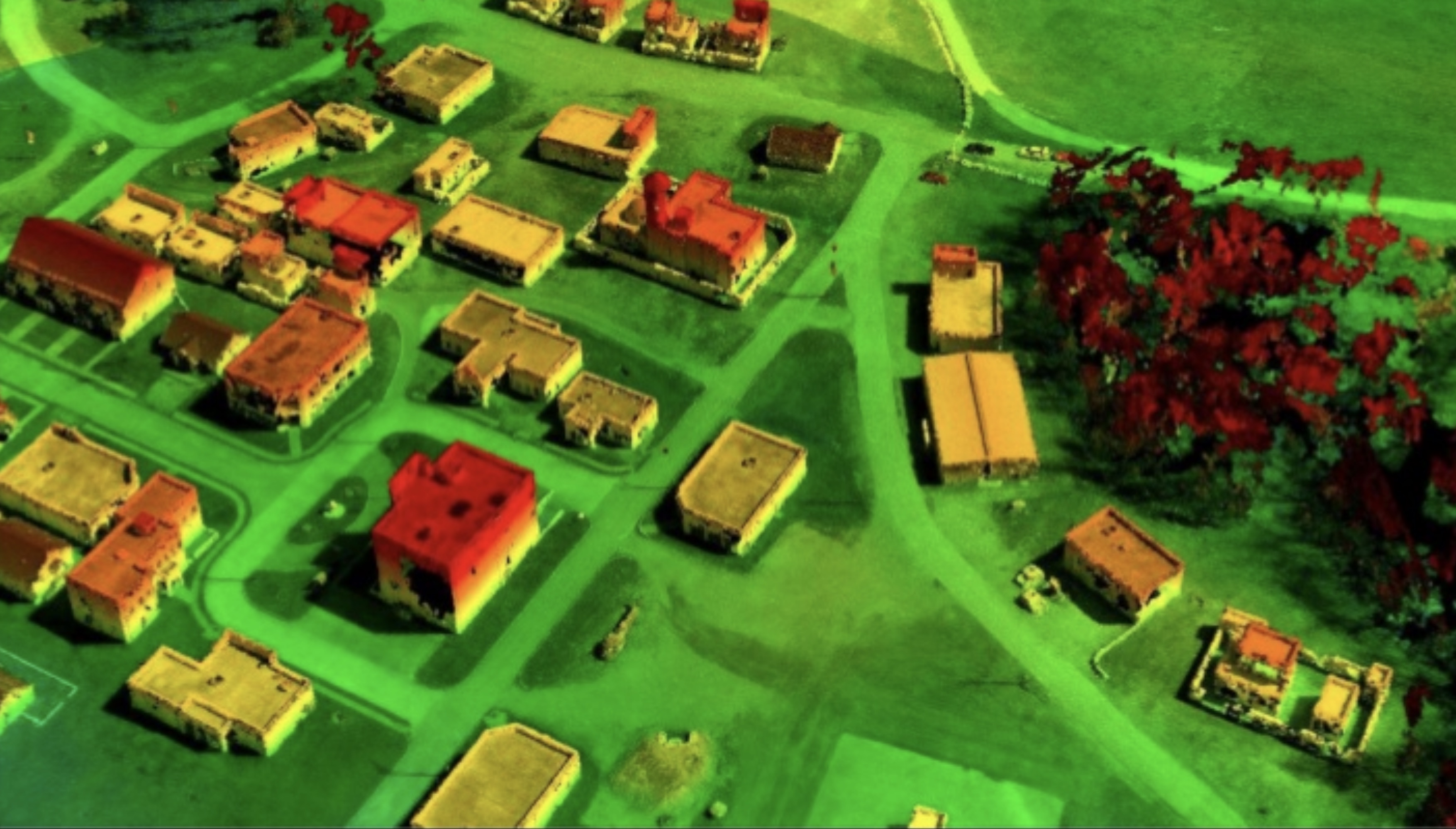 Army photogrammetry technique makes 3D aerial maps in minutes
