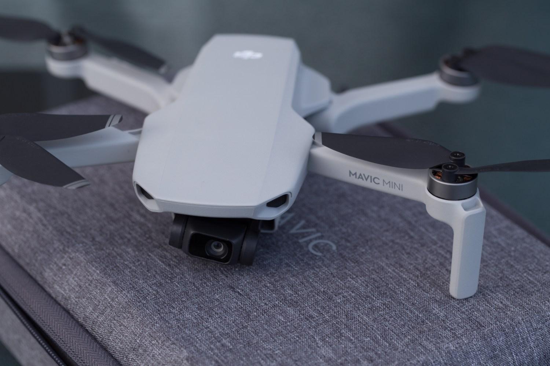 DJI Mavic Mini Review | TechCrunch