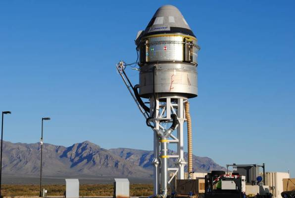 Watch live as NASA and Boeing test the Starliner crew spacecraft launch pad abort system