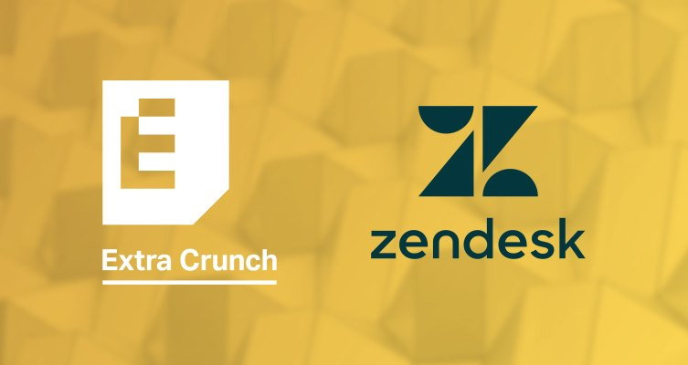 Extra Crunch Partner Perk: Get 6 months free of Zendesk Support and Sales CRM - techcrunch